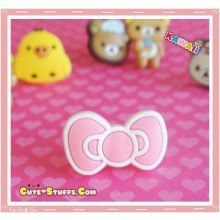 Kawaii 2D Dust Plug! Hello Kitty Bow