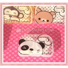 Kawaii Translucent Travel Lens Case or Trinket Box! - Baby Panda