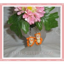 Mini Plush Kawaii Mini Tigger Phone Strap