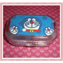 Kawaii Travel Lens Case or Trinket Box! - Doraemon