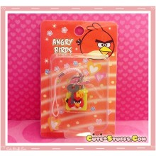 Kawaii Rare Mini Character Lock & Keys - Angry Birds!