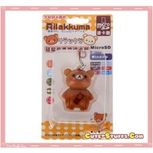 Kawaii Rilakkuma Micro SD Card USB Reader