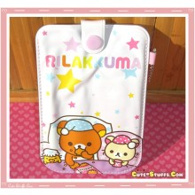 Kawaii Rilakkuma Sleepy Universal Phone Pouch