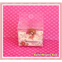 Kawaii Rare Rilakkuma Hanging Series Dust Plug