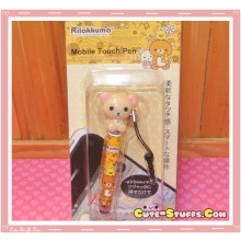 Kawaii Dangle Dust Plug Stylus Touch Pen New Korilakkuma
