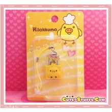 Kawaii Rare Mini Character Lock & Keys - Kiiroitori!