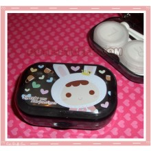 Kawaii Travel Lens Case or Trinket Box! - Bunny Costume