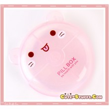 Kawaii Pill or Trinket Box - Clear Hamster or Mouse!