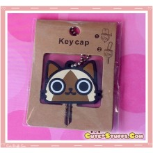 Kawaii Rare Monster Hunter Airou Key Cover