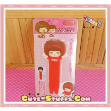 Kawaii Long Cord Holder Moc Moc