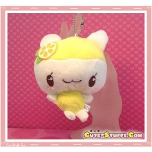 Kawaii Unique Large Plush Fruit Bunny Yellow