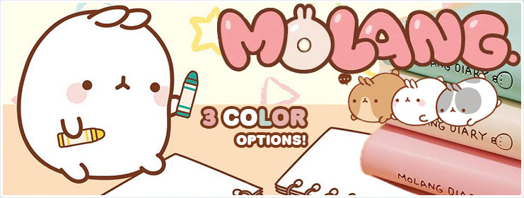 Kawaii Molang Diaries!